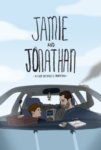 Jamie and Jonathan Poster